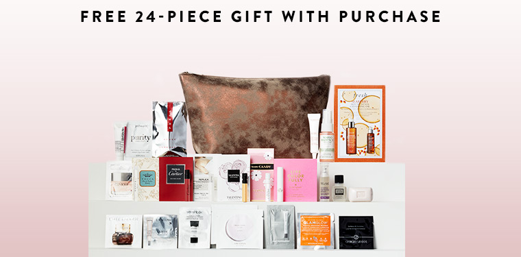Nordstrom Gift with Purchase - August 2016