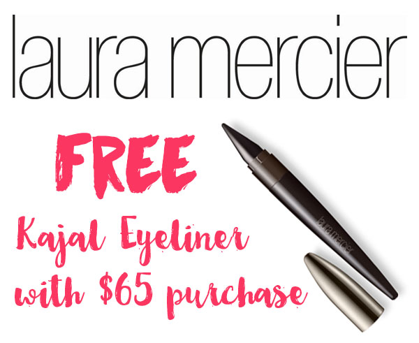 Laura Mercier - Free Kajal Eyeliner With Purchase
