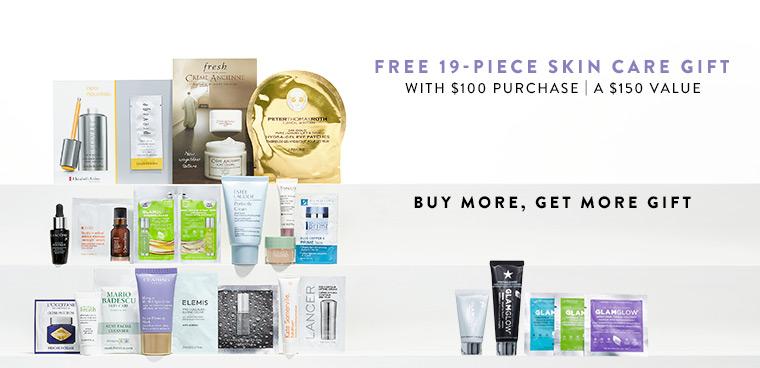 Nordstrom Skin Care Bonus