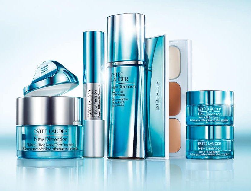 Estee Lauder New Dimensions Skincare Sale