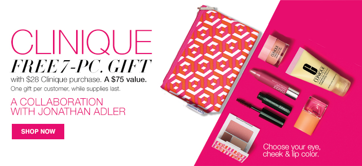 clinique free gift with purchase black friday