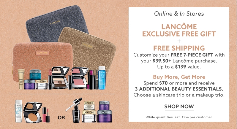 lancome free gift gwp lord and taylor