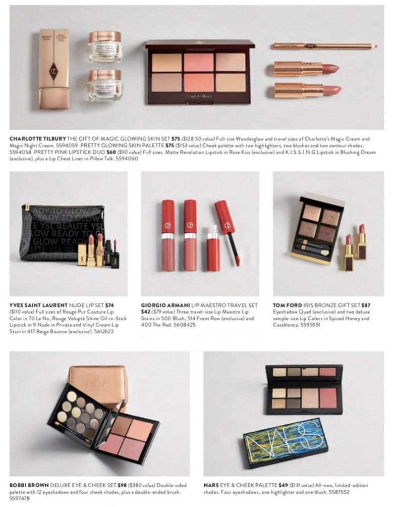 nordstrom anniversary sale 2018 beauty exclusives catalog sneak peek