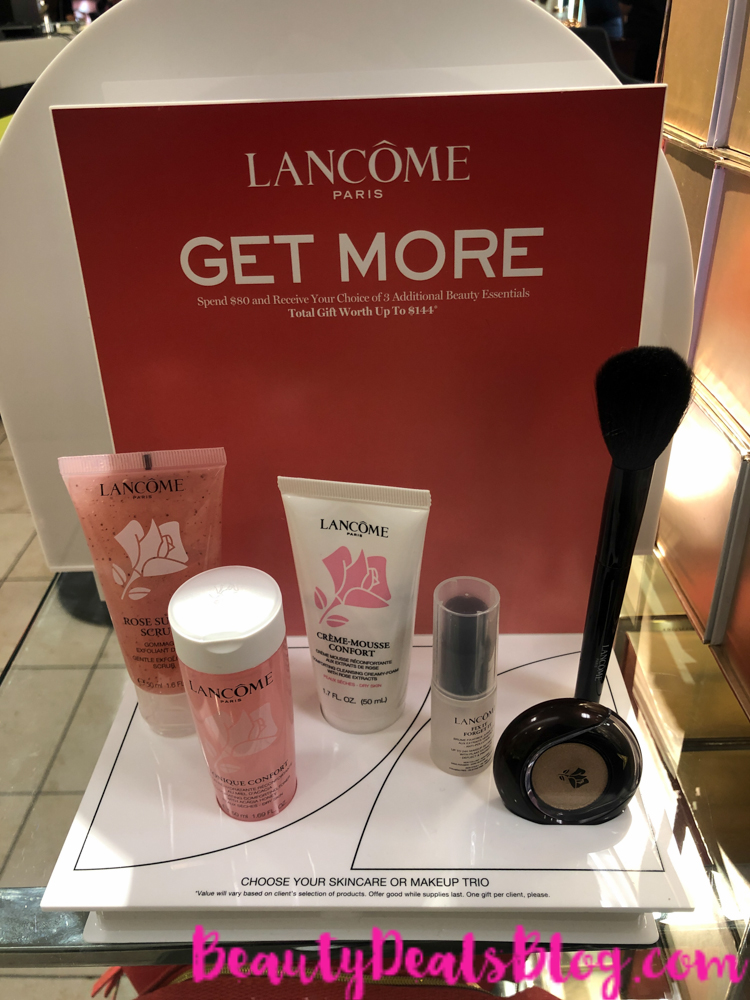 lancome gift with purchase nordstrom anniversary sale