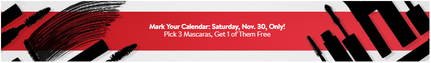 nordstrom mascara madness event 2019